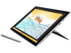 "Microsoft Surface Pro - 12.3"" profile view with pen"