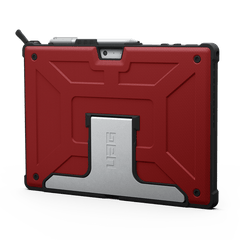 Urban Armor Gear <br> METROPOLIS SERIES Case <br> Surface Pro - Red <br> SKU: UAG-SFPRO4-RED-VP-Surface Sales