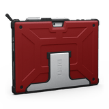Urban Armor Gear <br> METROPOLIS SERIES Case <br> Surface Pro - Red <br> SKU: UAG-SFPRO4-RED-VP