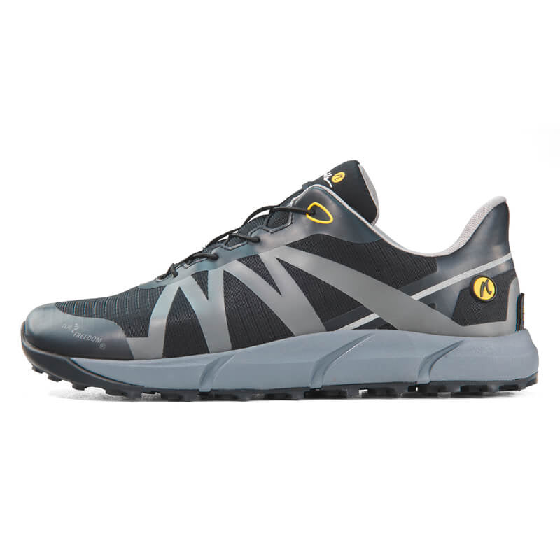 nimbleToes Trail Addict w black/grey