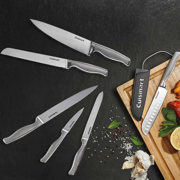 Cuisinart Classic 6-piece German Stainless Steel Knife Set