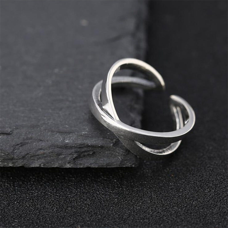 Boho Chic Ring 100% Real 925 Sterling Silver - BOHOCHIC