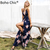 Boho Chic Summer Dress