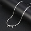 Boho Chic 3mm Thick Rope Chain 100% Real 925 Sterling - BOHOCHIC