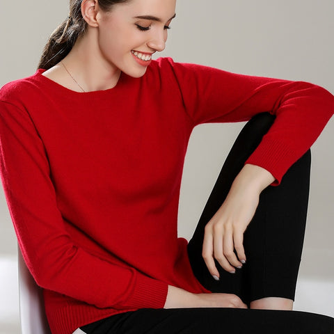 Boho Chic 100% cashmere Turtleneck Sweaters Thick English Style