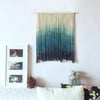 Boho Chic Hanging Wall Decor  Cotton Rope Cord Woven Tapestry