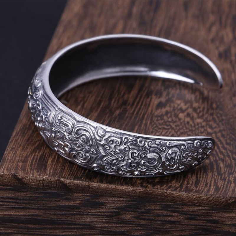 Boho Chic Bangle 100% 925 sterling - BOHOCHIC