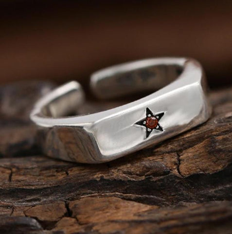 Boho Chic Star Ring