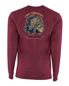 Chief Tuscaloosa Long Sleeve Tee