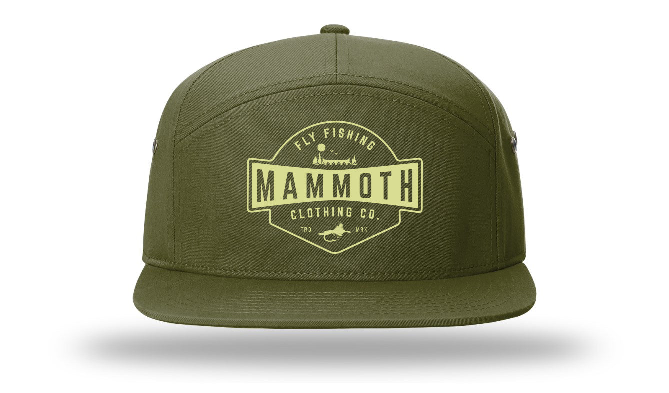 Fly fishing 7panel