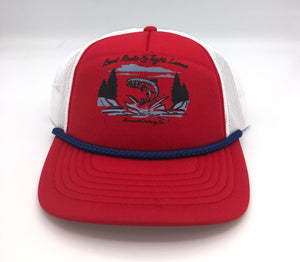 Trout Line Foam Trucker