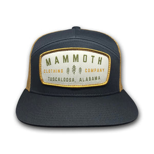 7 Panel City Patch Snapback