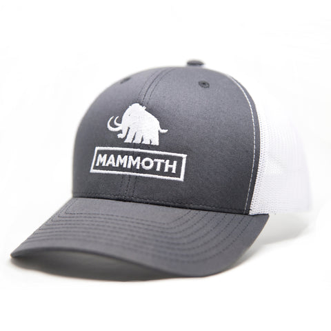 "Mammoth ""Woolly"" Trucker Hat"
