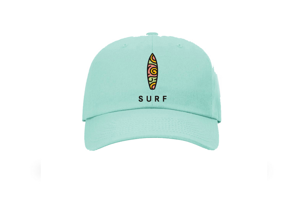 Surfs Up Dad Hat