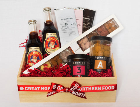 Danish Holiday Favorites Gift Basket