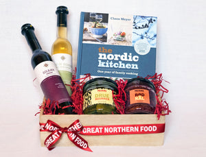 Nordic Kitchen Gift Basket