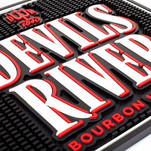 Devils River Whiskey Bar Mat - devilsriver