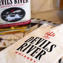 Devils River Whiskey Canvas Flask