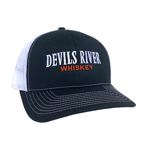 Devils River Trucker Cap - Devils River Whiskey