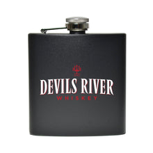 Devils River Whiskey Flask - devilsriver
