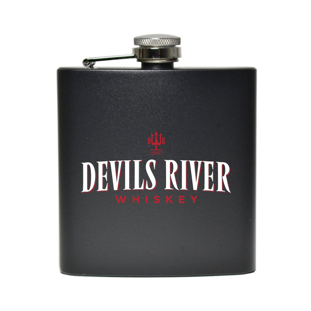Devils River Whiskey Flask - Devils River Whiskey