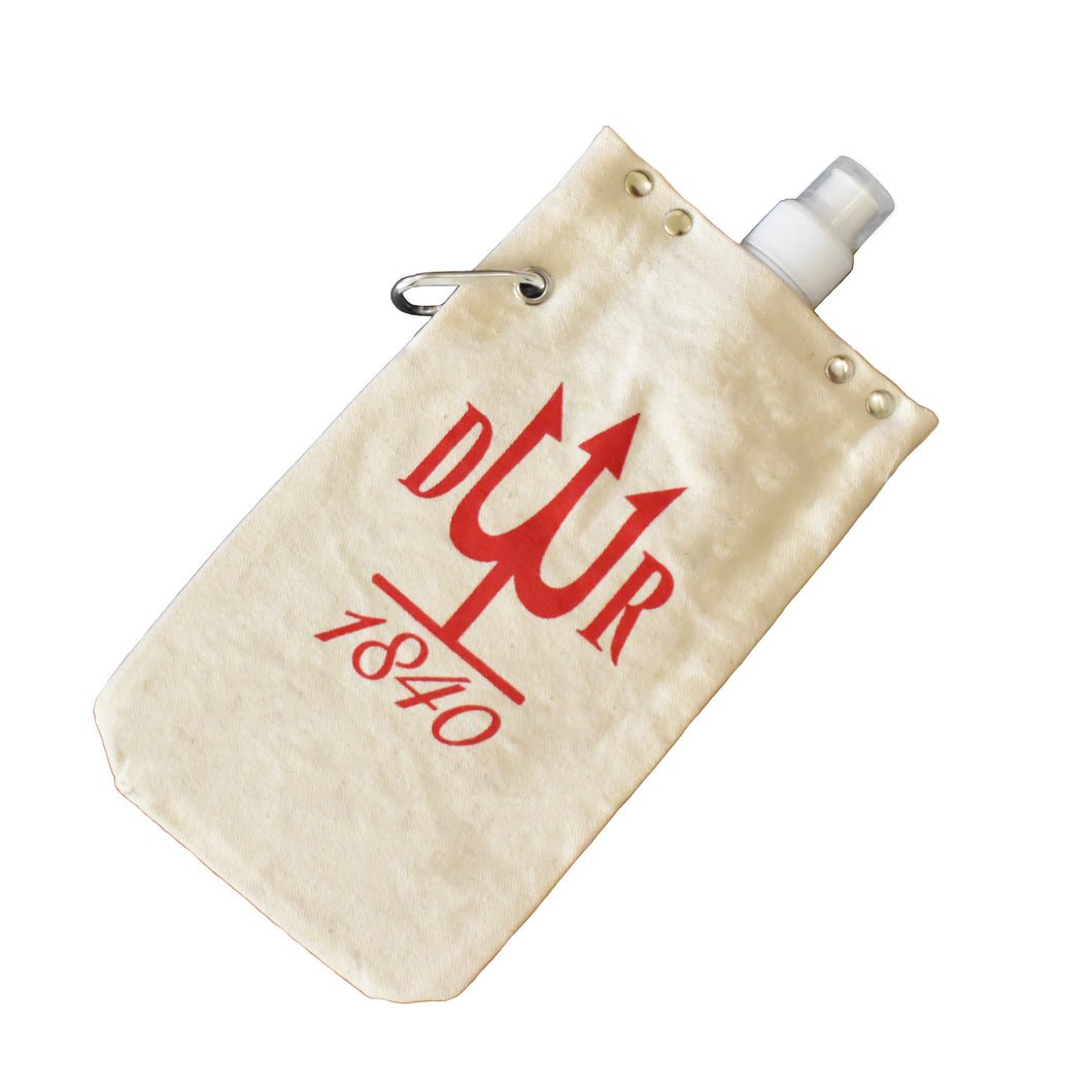 Devils River Whiskey Canvas Flask - Devils River Whiskey