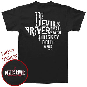 Devils River Whiskey Hometown Tee - Devils River Whiskey