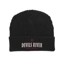 Devils River Whiskey Embroidered Beanie - devilsriver