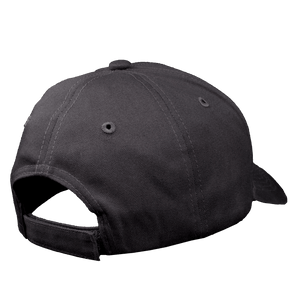 BASEBALL CAP BY DEVILS RIVER WHISKEY 1840 BLACK