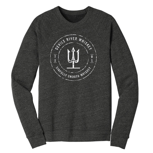 Devils River Whiskey Trident Sweatshirt - Devils River Whiskey