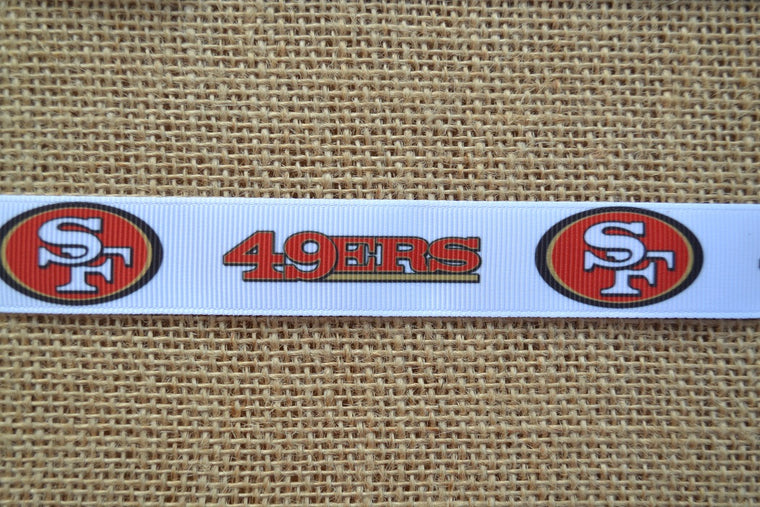 dog collar san francisco 49ers