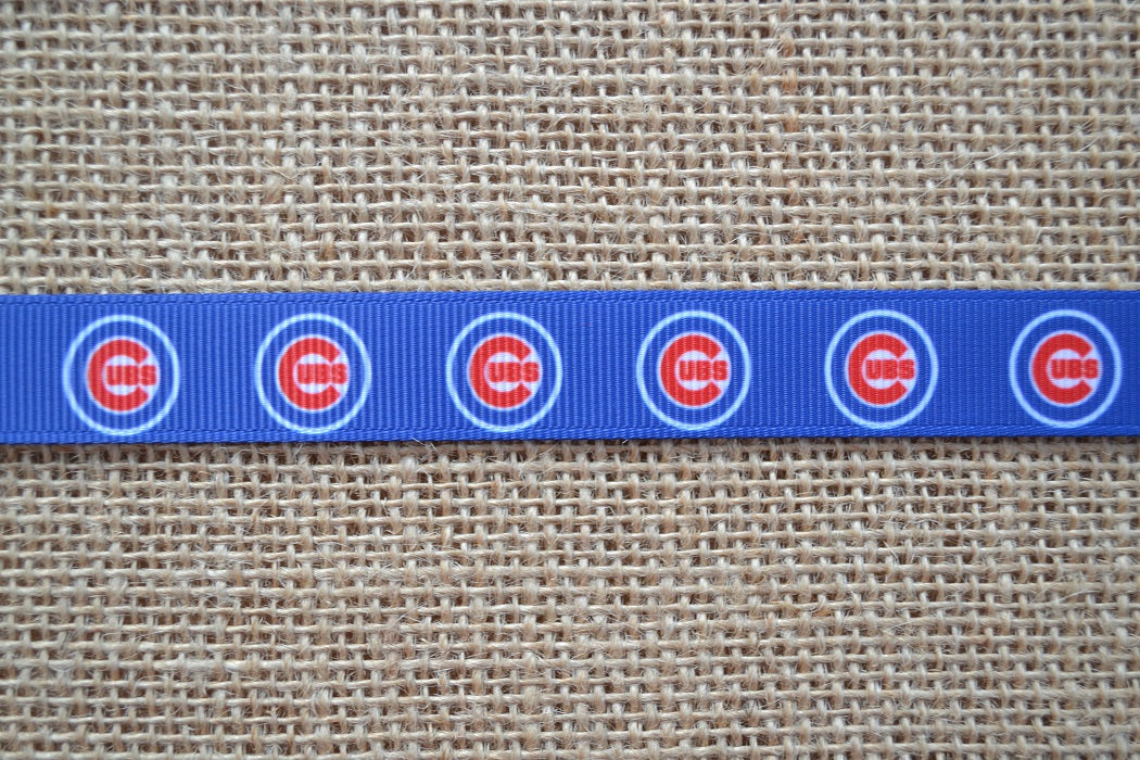 dog collar chicago cubs small mlb baseball
