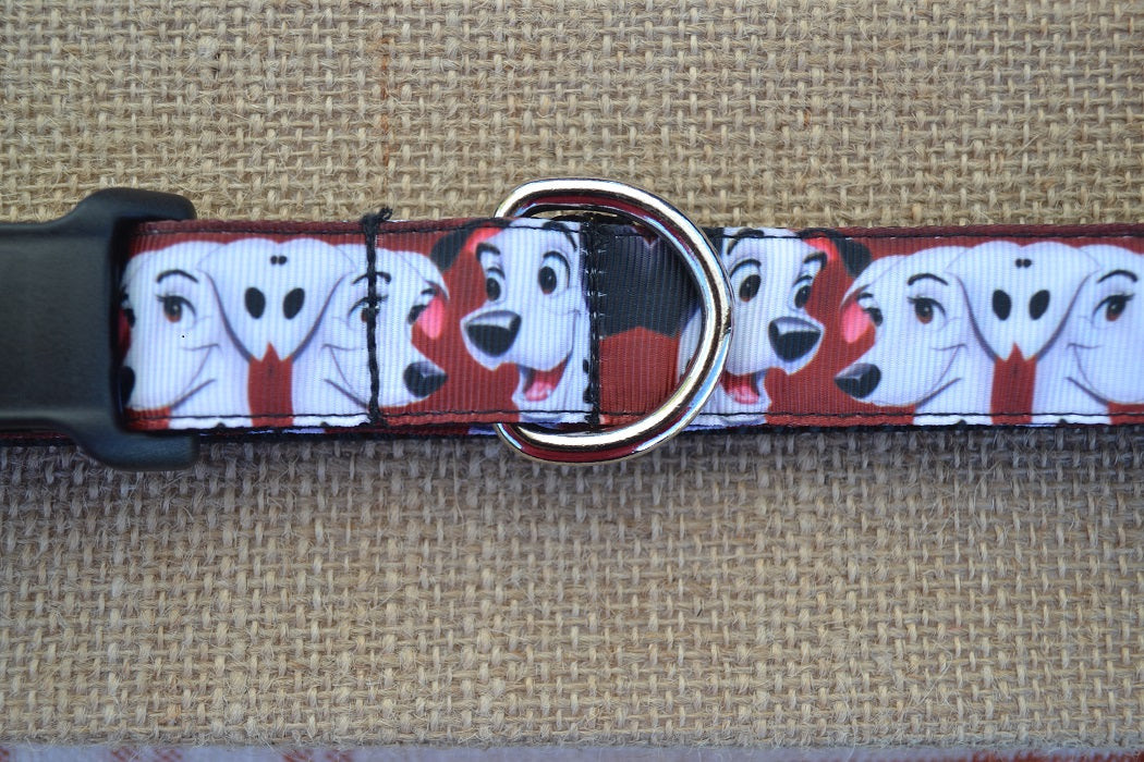101 Dalmations Dog Collar