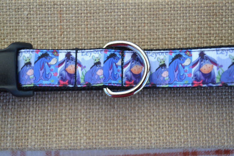 dog collar character eeyore