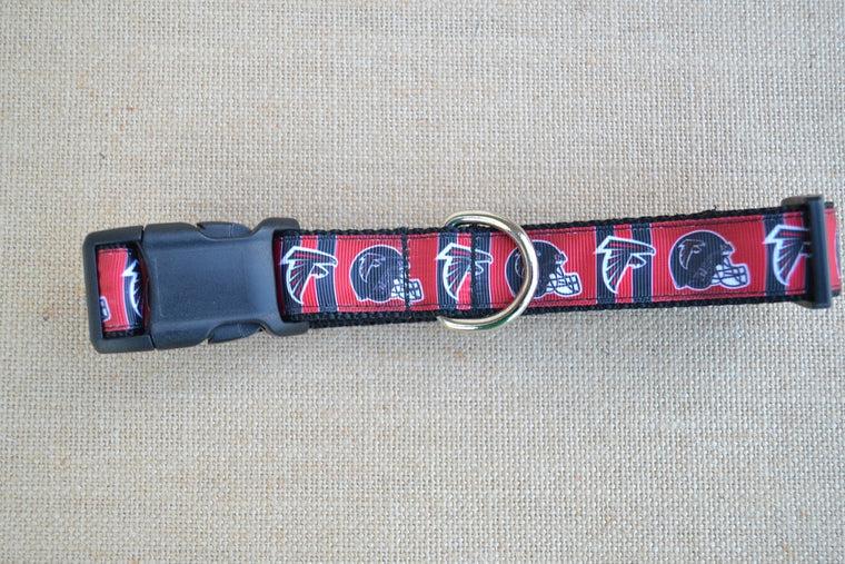 dog collar atlanta falcons nfl