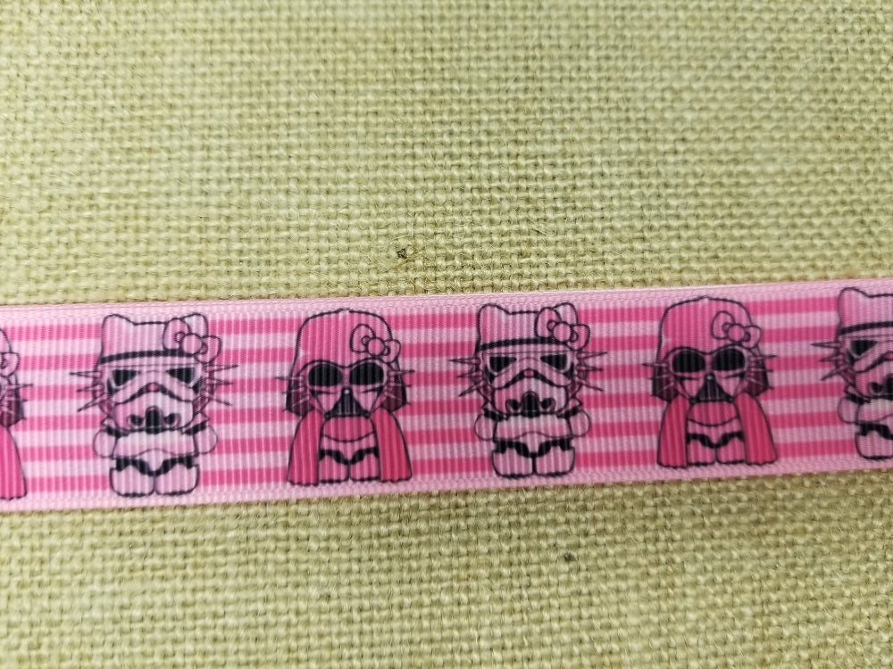 dog collar hello kitty star wars jedi