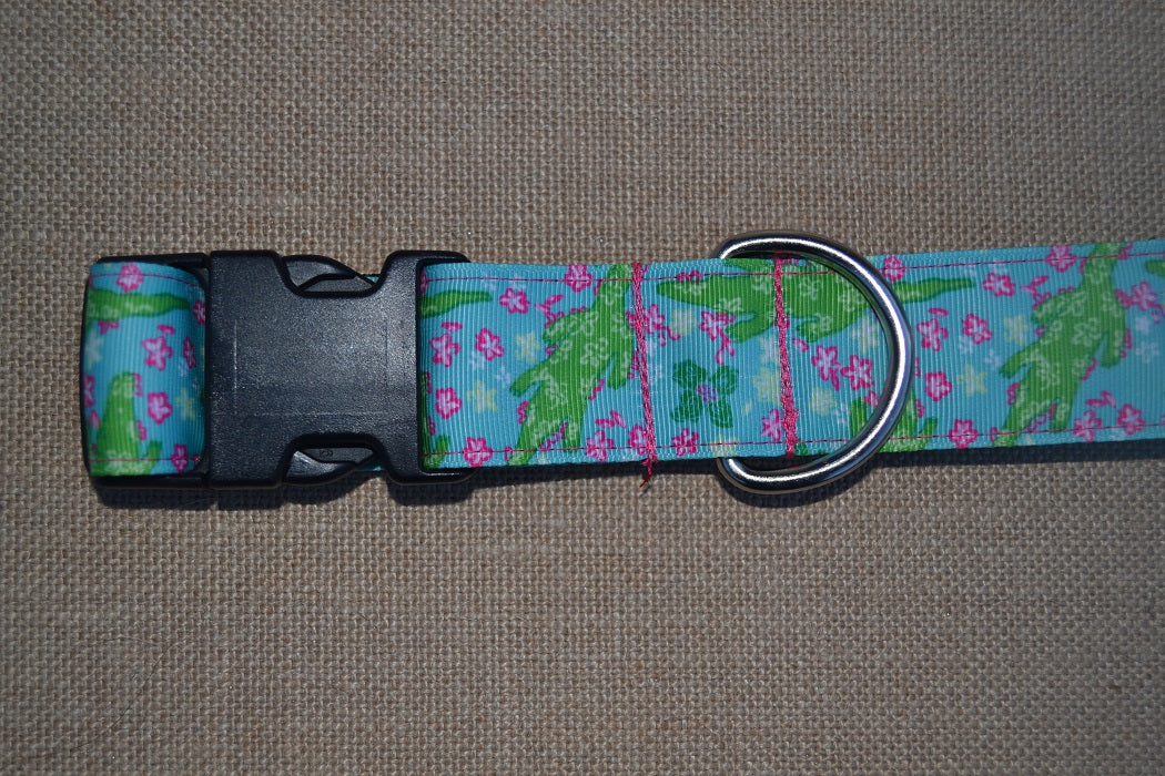 dog collar lilly pulitzer alberta xl