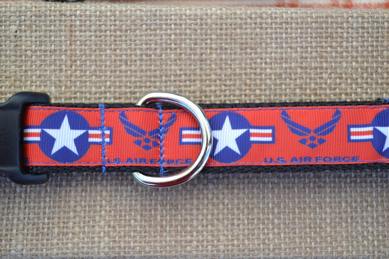 dog collar united states airforce usaf