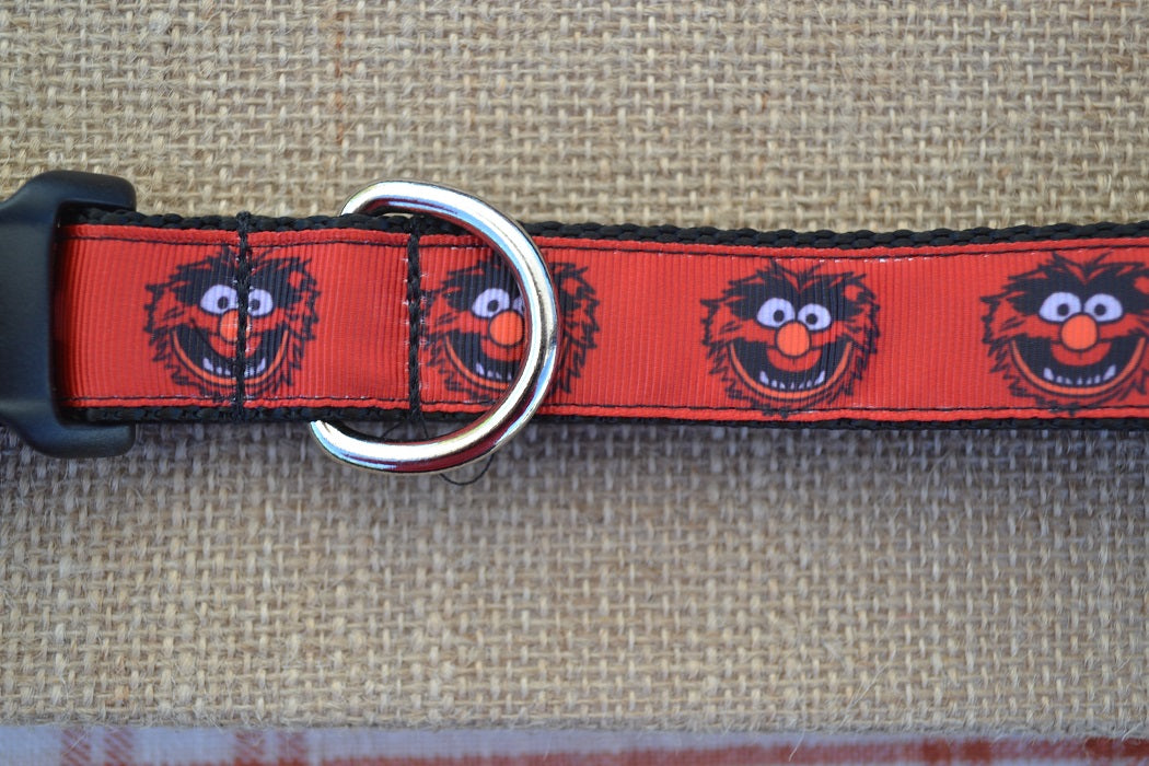 muppets animal dog collar