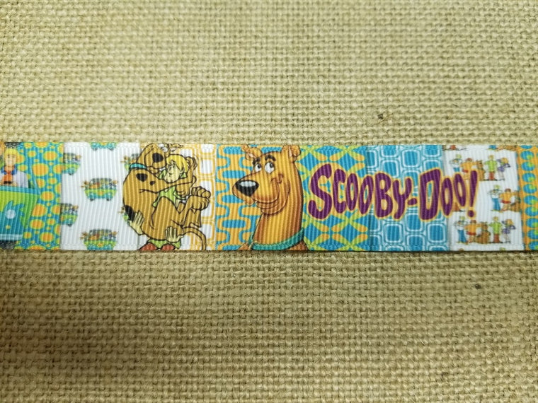 dog collar scooby doo mystery machine shaggy