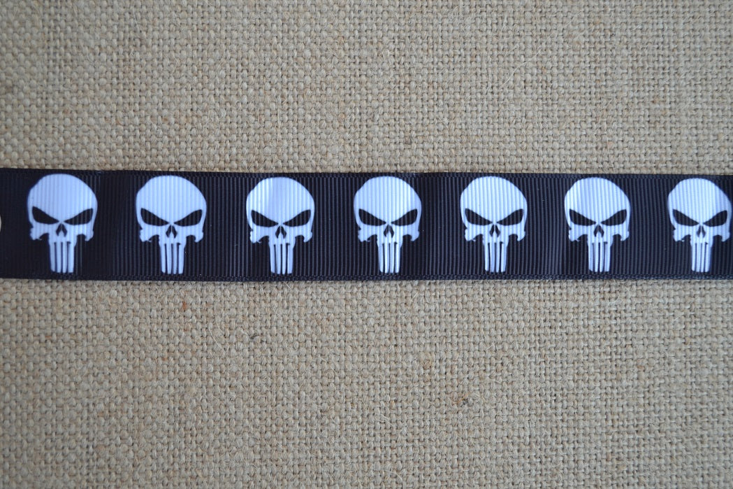 dog collar punisher skull marvel