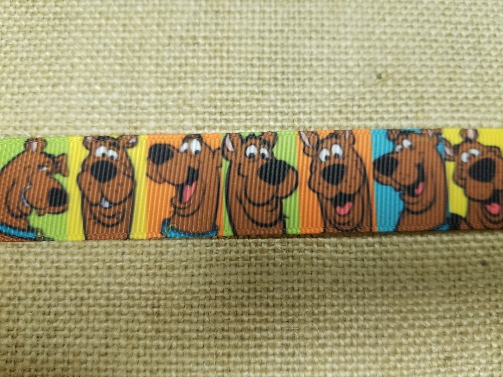dog collar scooby doo