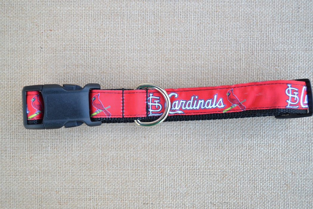 dog collar saint louis cardinals mlb