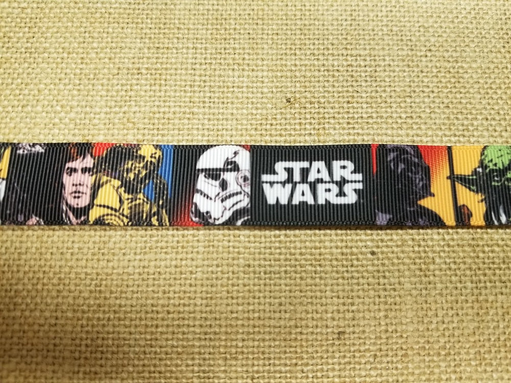dog collar star wars characters
