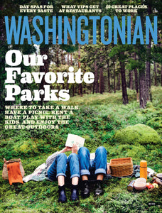 Washingtonian: May 2019 - Our Favorite Parks