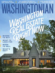 Washingtonian: April 2017 - Real Estate