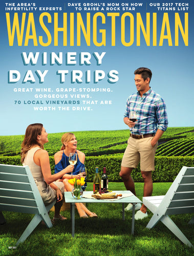 Washingtonian: May 2017 - Wineries