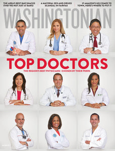 Washingtonian: November 2017 - Top Doctors