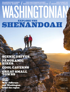 Washingtonian: October 2017 - Shenandoah