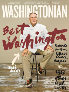 Washingtonian: June 2018 - Best of Washington